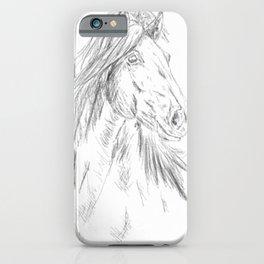 Friesian iPhone Case