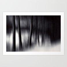undertones Art Print