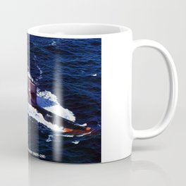 USS GEORGE WASHINGTON (SSBN-598) Coffee Mug