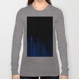 Blue Streak Long Sleeve T-shirt