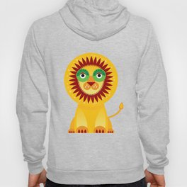 Funny lion Hoody