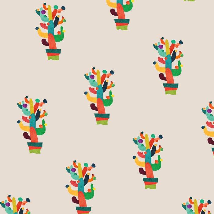 Whimsical Cactus Leggings