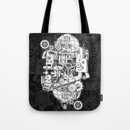Hungry Gears Tote Bag