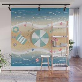 Beach Wall Mural