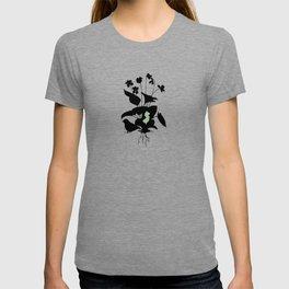New Jersey - State Papercut Print T-shirt