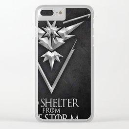 Team Storm Instinct Clear iPhone Case