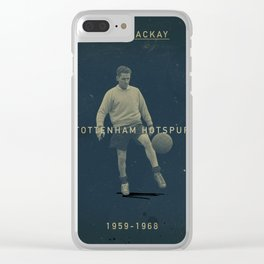 Tottenham - Mackay Clear iPhone Case