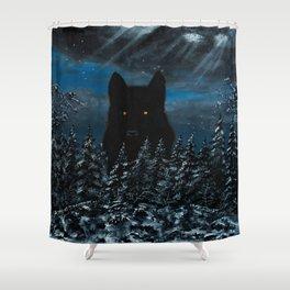 Fenrir Shower Curtain