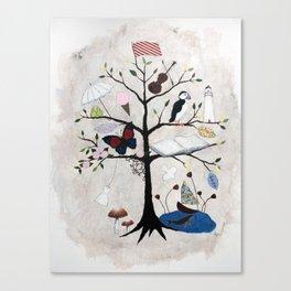 Tall Tale Canvas Print