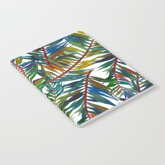 tropical life  Notebook