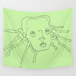 harry spider Wall Tapestry