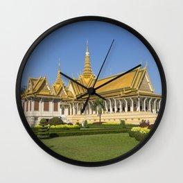 Royal Palace Wall Clock