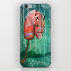 The Hobby Horse iPhone & iPod Skin