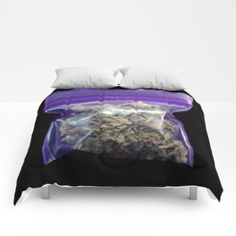 gram of cannabis Comforters