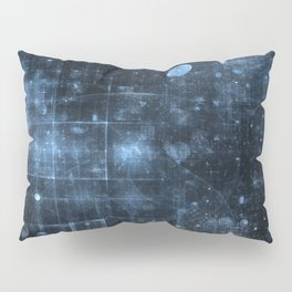 Space and Time Pillow Sham
