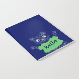 Hello Bear & Bird Notebook