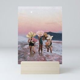Lilly Babies Mini Art Print