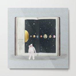 the big book of stars Metal Print