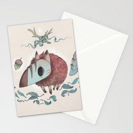 Magic fox Stationery Cards