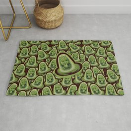 Invasion of the Booger Snatchers 2.0 Rug