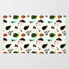 All Over Small Nature Rug