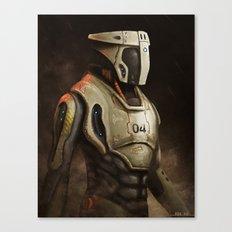 Sergeant Canvas Print
