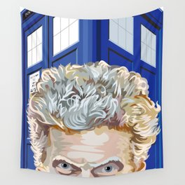 Twelfth Doctor Who Wall Tapestry