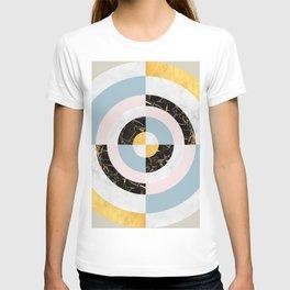 Gold Modern Art XX T-shirt