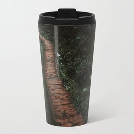 Olympic National Park Forest Trail Travel Mug