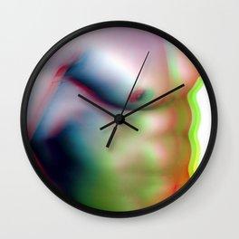 Muscle Man Wall Clock