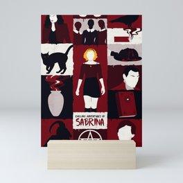 Sabrina Pt. 1 Mini Art Print