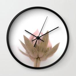 Flowerlove nr1 Wall Clock