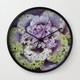 Little Cabbage Wall Clock