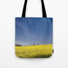 Brest Fields Tote Bag