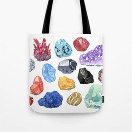 Rocks and Minerals I Tote Bag