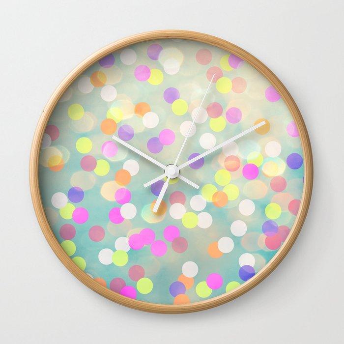 C'est La Fiesta Wall Clock
