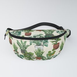 House Plants Collection Fanny Pack