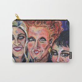 The Sanderson Sisters Carry-All Pouch