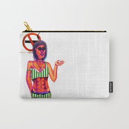 """Its my party and I'll drag if I want to..."" Carry-All Pouch"
