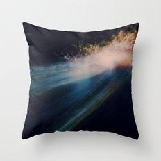The night I saw Throw Pillow