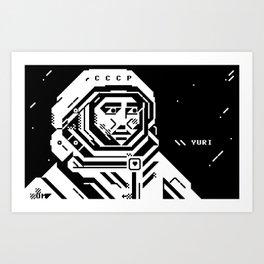 Yuri Art Print