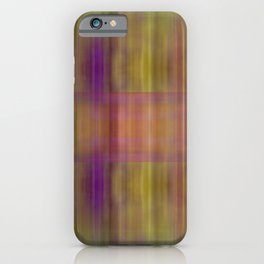 Paddy O's Party Plaid iPhone Case