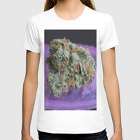 medical T-shirts featuring Jenny's Kush Medical Weed by BudProducts.us