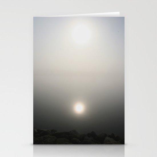 Morning Haze Stationery Cards