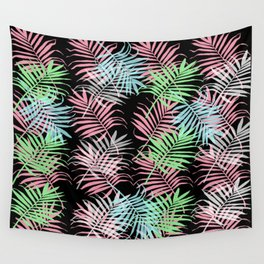 Colored leaves Wall Tapestry