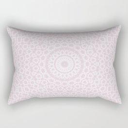 Pink and white marshmallows Rectangular Pillow