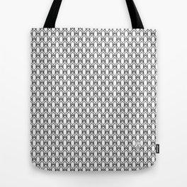TypoPattern no8 Tote Bag