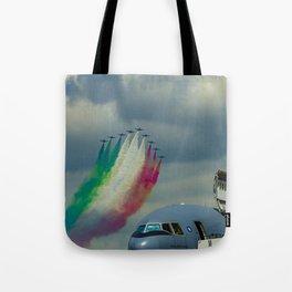 Freche Tricolore at RIAT 2013 Tote Bag