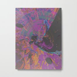 Blow it out your ass Metal Print
