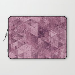 Abstract Geometric Background #28 Laptop Sleeve